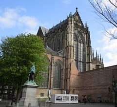 Utrecht Dom kerk (Arthur-A) Tags: church netherlands utrecht dom nederland kirche domkerk kerk eglise protestant
