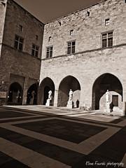castle of knights (braziliana13) Tags: castle place outdoor palace greece historical rodos rhodes ελλάδα κάστρο greekhistory castleofknights ρόδοσ ιστορικό μέροσ ιπποτών
