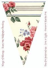 Sears1946Flag8_WingsofWhimsy (Wings of Whimsy) Tags: wallpaper vintage diy antique flag free garland ephemera bunting printable freebie mixmatch