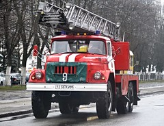 1236 (Vetal 888 aka BB8888BB) Tags: ukraine zil kyiv 131     sovietlicenseplates  1236