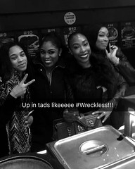 """WE WANT TO THANK @t_lawgirl and her girls for taking over #WrecklessMag snapchat! We see how @T_LawGirl does it! Questions welcomed! "" ✨✨✨✨✨✨✨✨ CEO OF @lawbeautyessentials @t_lawgirl (blackownedhair) Tags: black hair support marcus think philippines business owned be buy filipinos koreans garvey salons philipeno madali"