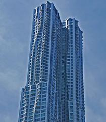 The Beekman Tower New York NY (dog97209) Tags: ny tower floors 2010 76 opened the beekman newyorkbygehry