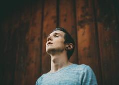 Markus (Luca Ferrarese) Tags: boy portrait italy man texture head fineart dreamer