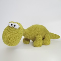Trex and Bronty Dinosaurs (Knitting patterns by Amanda Berry) Tags: amanda green t toy toys berry knitting pattern dino dinosaur handmade patterns crafts knit fluff knits knitted rex making jurassic dinosaurs trex crafting fuzz tyrannosaurus knitter knitters brontosaurus apatosaurus tyrannosaur brontosaur bronty ravelry