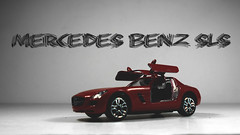Mercedes Benz SLS [MAJORETTE - 2016] (AuToys Hnos) Tags: chile santiago ford volkswagen mercedes benz desert rally ferrari chevy bmw majorette custom emergency audi delorean lamborghini thunder caddy matchbox camioneta siku diecast v16 maisto 2016 firetrcuk autoys