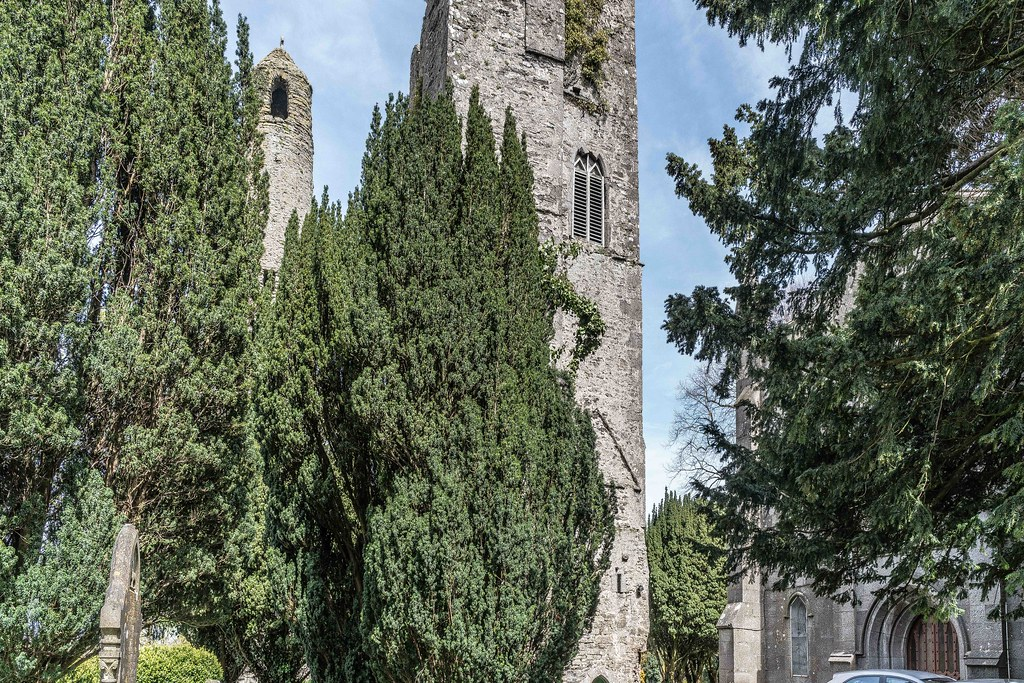 St. Columba's Church And Grounds In Swords County Dublin [Church Road]-115234