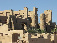 Temple of Karnak Egypt (shaire productions) Tags: old building heritage history temple design photo exterior image columns picture culture structure architectural photograph historical cultural ancientegypt archaic templeofkarnak egyptandthenile
