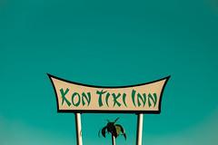 Kon Tiki Inn (TooMuchFire) Tags: signs sign vintage typography retro pismo tiki pismobeach centralcalifornia polynesian vintagesign kontikiinn vintagesigns vintagesignage retrosign vintagetype retrosigns retrosignage vintagetypography