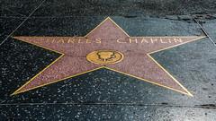 Los Angeles   |   Chaplin (JB_1984) Tags: california ca usa cinema film star la losangeles unitedstates pavement sidewalk socal hollywood southerncalifornia hollywoodwalkoffame chaplin cityofangels charliechaplin losangelescounty charleschaplin