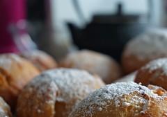 why not?... (kinaaction) Tags: food cake dessert tea doughnuts sweetfood