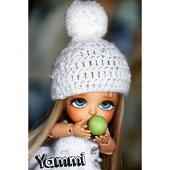 :)) (tatitun1) Tags: cute tan tiny belle nutcracker bjd yammi latidoll lati gbelle instadoll instabjd latilatidolllatiyellowdollbjdcutedollscandy