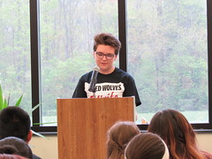 IMG_3763 (mosaic36) Tags: red college early slam poetry write wolves 2016 ecpa