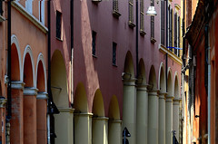 Lights and colors of Bologna (pierluigi maria) Tags: