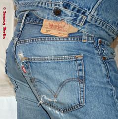 self2891 (Tommy Berlin) Tags: men ass butt jeans ars levis 501