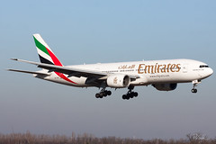 Emirates   A6-EML (mr.szaby) Tags: airplane airport aircraft aviation budapest uae emirates bud boeing airlines 777 boeing777 772 airplanespotting budapestairport b772 lhbp 1600px