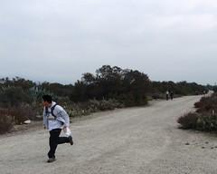 020 Looking For The Turn (saschmitz_earthlink_net) Tags: california road cactus orienteering runner irwindale 2016 losangelescounty santafedam laoc santafedamrecreationarea losangelesorienteeringclub