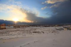 Çayırova'dan Kar Manzaraları 19