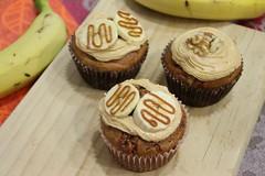 Cupcakes de Banana (Recetas de Pasteles) Tags: cooking postre postres recipe dessert baking blog banana cocina cupcake muffin dulce dulcedeleche pltano banoffee receta banoffeemuffins cupcakesdebanana recetacupcake cupcakesdepltano recetamuffin
