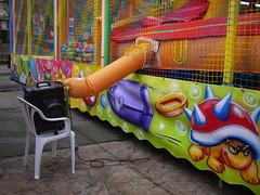 OPC 311215 017 (Jusotil_1943) Tags: bolas varios silla pelotas plastico tortuga aire barraca tuberia comprimido opc311215