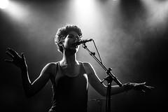 193 (Charles in Paris) Tags: music paris concert olympus singer chanson musique omd chanteur em5 paris18 lestroisbaudets les3baudets charlesinparis lesindolents