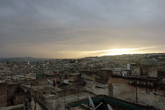 Fez Rooftop View (NYC Comets) Tags: africa travel morocco fez maroc fes feselbali
