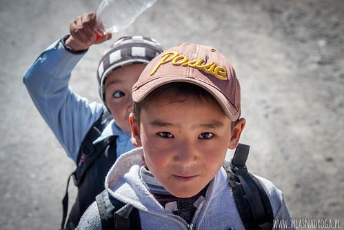 Pamirczyk z Tadżykistanu