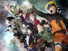 Naruto Shippuden Chapter 444: Naruto tries to find Sasuke! (celepop) Tags: naruto sasuke narutoshippuden