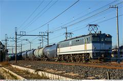 JRF_EF65-2068GB_NrKurihashi_191214 (Catcliffe Demon) Tags: japan railways bobobo jrf electriclocomotive jrfreight saitamaprefecture utsunomiyaline jr 1500v ef652000 japanrailimages2014