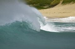 Chargers Hosta North Uist (pauldunn52) Tags: blue beach scotland sand surf north hosta uist