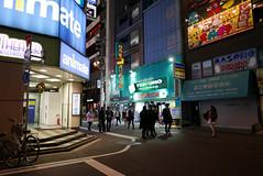P1020020.jpg (Ryosuke Yagi) Tags: building night buildings tokyo town view shot nightshot scene electronics  akihabara nightscene nightview electronic   electronictown