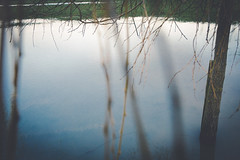 Feb Floods (Sam Allard Photography) Tags: uk winter sunset england river landscape flood theatre holy trinity february avon warwickshire stratford upon midlands rsc