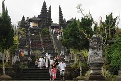 Besakih - Aufgang; Bali, Indonesien (5) (Chironius) Tags: bali indonesia besakih indonesien