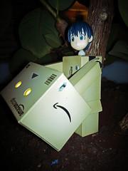 Incognito - Dschungelcamp (Spookyfilm) Tags: amazon manga jungle figure figur danbo jungleland revoltech danboard dschungelcamp