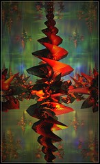Muse of Dreams (bloorose-thanks 4 all the faves!!) Tags: abstract art digital render fractal bryce incendia