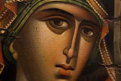Virgin Mary (theseustroizinian) Tags: macro closeup canon religion icon christianity tradition virginmary motherofgod canoneos700d