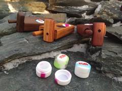 Futo Dab Box (futodugouts) Tags: oil wax dab headshop futo concentrate dabbing dabber dabbox buttersticklysilicone