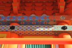 Kyoto  128 (Phytophot) Tags: kyoto kiyomizu temple pure water smileonsaturday vividorange