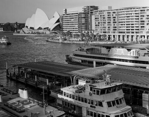 Sydney Opera House and Circular Quay