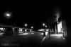 The Tron (ibriphotos) Tags: nightphotography blackandwhite night lights shoppingcentre tuesday shops tullibody troncourt