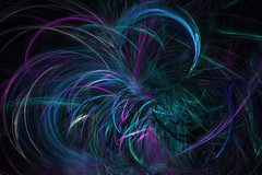 flame fractal 8 (lisafree54) Tags: blue abstract black design pattern purple background computergenerated violet free flame fractal apophysis curve fraxflame cco freephotos