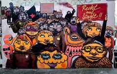 Zonenkinder (cmdpirx) Tags: street urban color colour art public up wall graffiti nikon mural paint artist space raum character kunst hamburg can spray crew hh piece farbe bombing throw dose fatcap kru ryc d7100 oeffentlicher