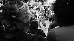 Arocena fotoclub enero 2016 - 2611 (Gerardo Silveyra) Tags: plaza white black hat dance sombrero schwarz baile hombre  pachuco  weis