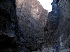 gold Strike Canyon (adamhaydock) Tags: kayak lasvegas hotspring