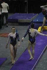 Allie Northey (Susaluda) Tags: uw sports gold washington university purple huskies gymnastics dawgs