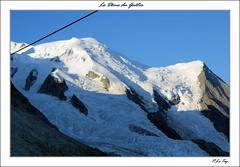 Le Dme du Goter. (P.LeToq) Tags: nature alpes glacier neige chamonix alpinisme sommet