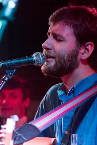 Shook Foil live @ The Hummingbird in Macon, GA 06-27-12