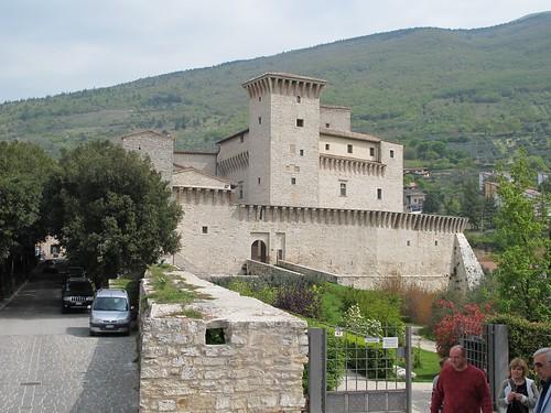 2011 04 23 Umbria - Gualdo Tadino - Rocca Flea_0180