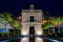 Capilla de los pescadores (fjsantiago) Tags: park street city longexposure travel vacation holiday flower colour art history love monument nature night contrast square landscape photography mar photo cool spain nikon flickr paisaje andalucia malaga