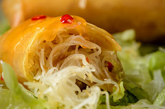 Indonesian Spring Rolls (Art and Nature Photography) Tags: food indonesianfood springroll lumpia loempia foodphotography tabletopphotography tabletopfotografie culiairefotografie