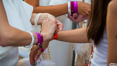 Getting The Wristband @ Sensation - The Legacy (Sjowie.NL | pikzelz) Tags: party music amsterdam dance crowd arena nightlife pyro legacy edm mastercard sensation idt electronicdancemusic mrwhite sandervandoorn laidbackluke oliverheldens